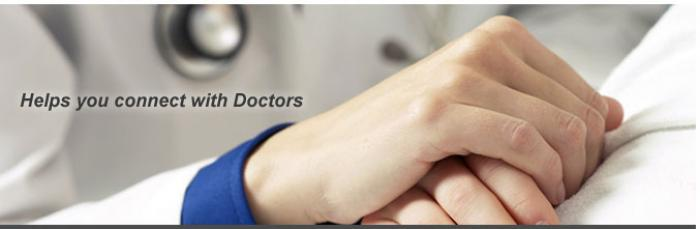 Connect with Doctors Banner